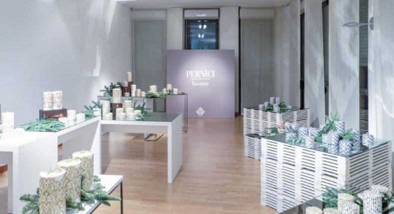 Cereria Pernici presenta il nuovo negozio nella sede storica di via Correnti