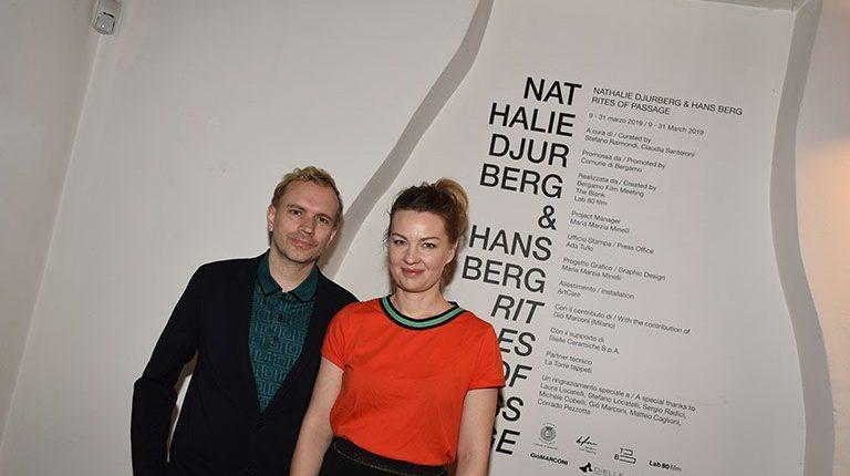 Nathalie Djurberg e Hans Berg incontrano il pubblico in occasione del Bergamo Film Meeting