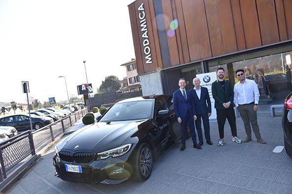 L'uomo su misura: la nuova BMW Serie 3 da Modamica