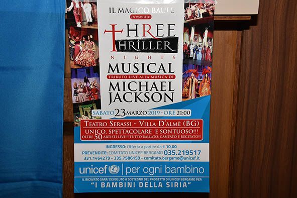 Thriller Musical Nights by Unicef
