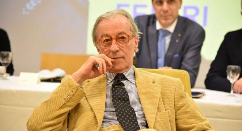 Conviviale Rotary Club Treviglio con Vittorio Feltri