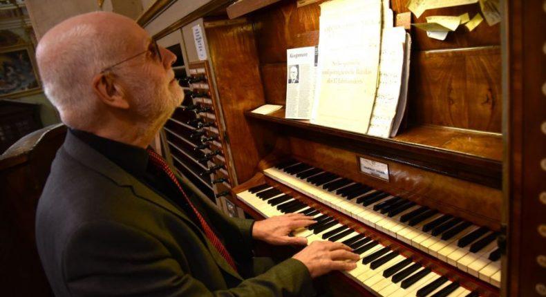 Ton Koopman protagonista al Festival Organistico Internazionale
