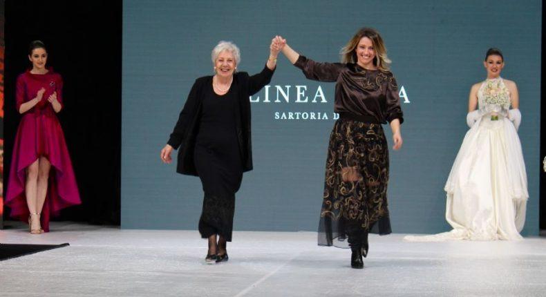 Linea Lena Atelier sfila alla Fiera degli Sposi