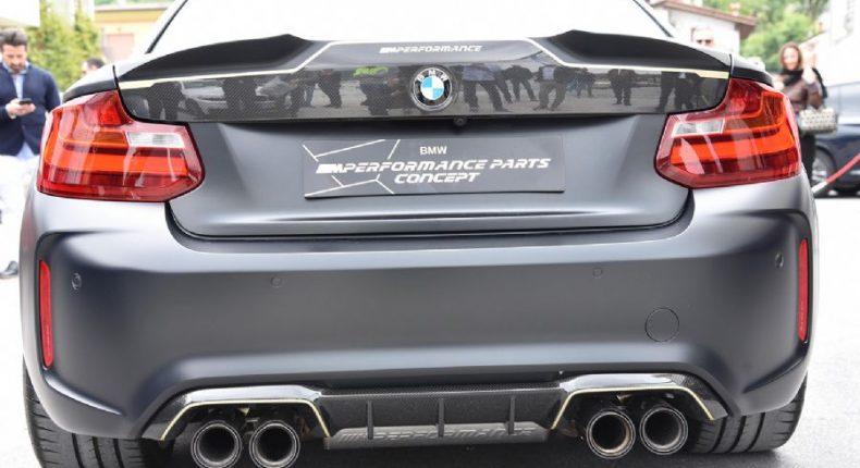 Anteprima per il BMW M Club Lario Bergauto: nuova BMW X3M e nuova BMW X4M
