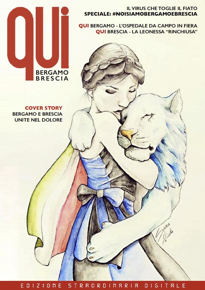 qui BergamoBrescia – Marzo/Aprile 2020