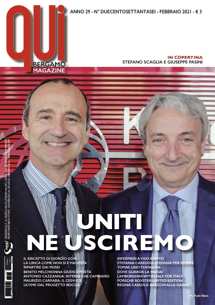 qui Bergamo – Febbraio 2021