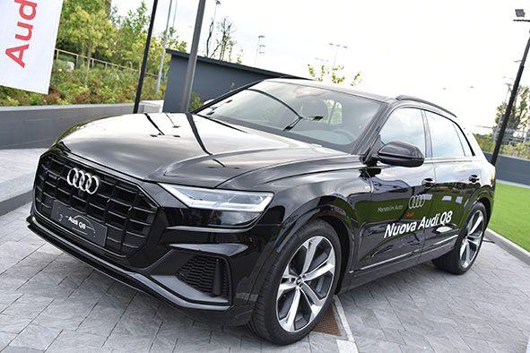 Sound of Beauty – Charity party con la nuova Audi Q8