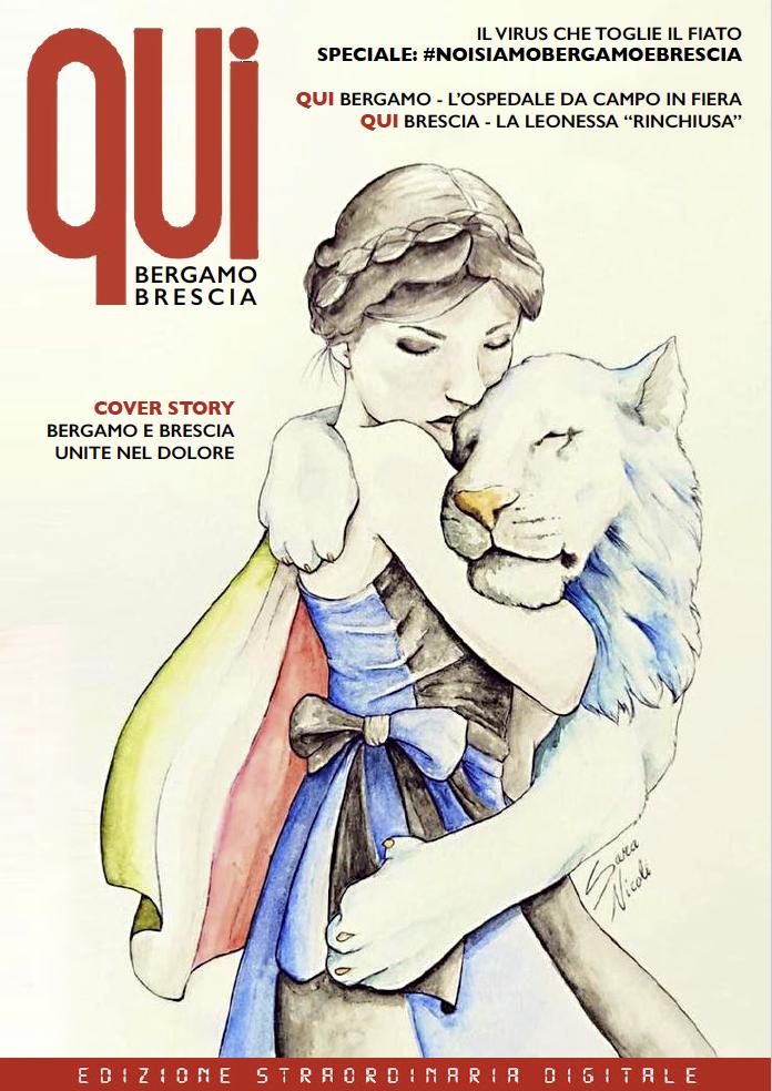 qui BresciaBergamo – Marzo/Aprile 2020