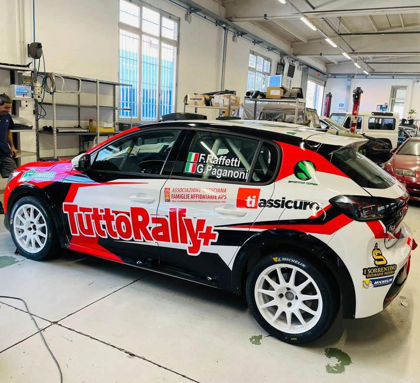 44^ edizione del rally 1000 Miglia