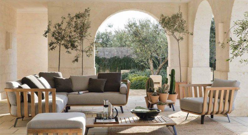 Sandrini Green Outdoor